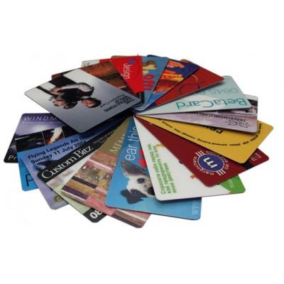 Plastic Business Card Printing, Custom Plastic Cards