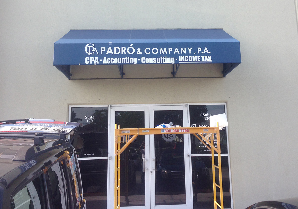 sign company miami