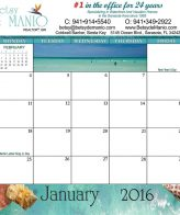 calendar 16 pg