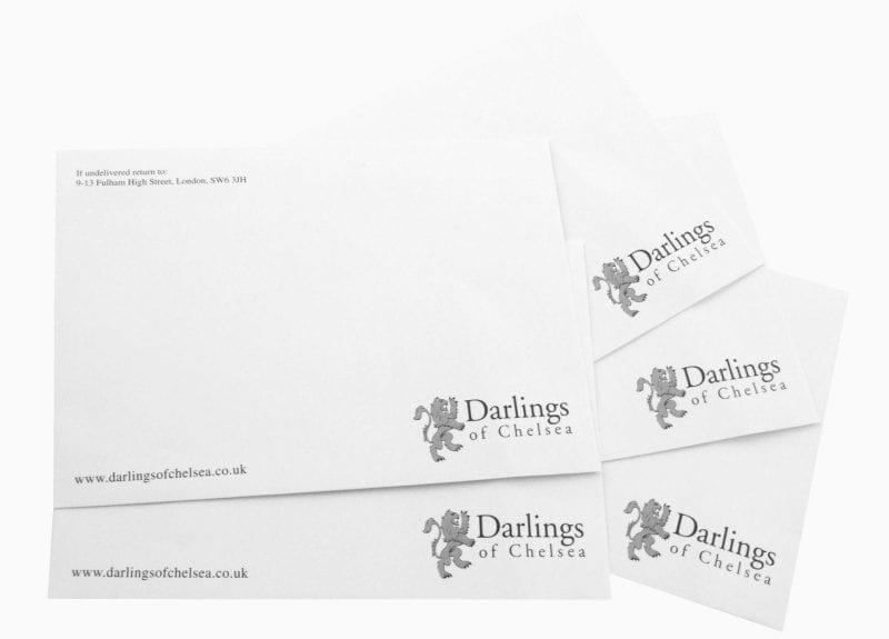 envelope printing catalog