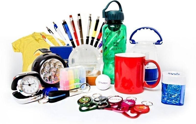 Ordinary products to advertise your offerings imprinted promotional items