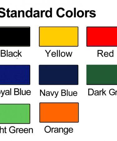 lanyars colors