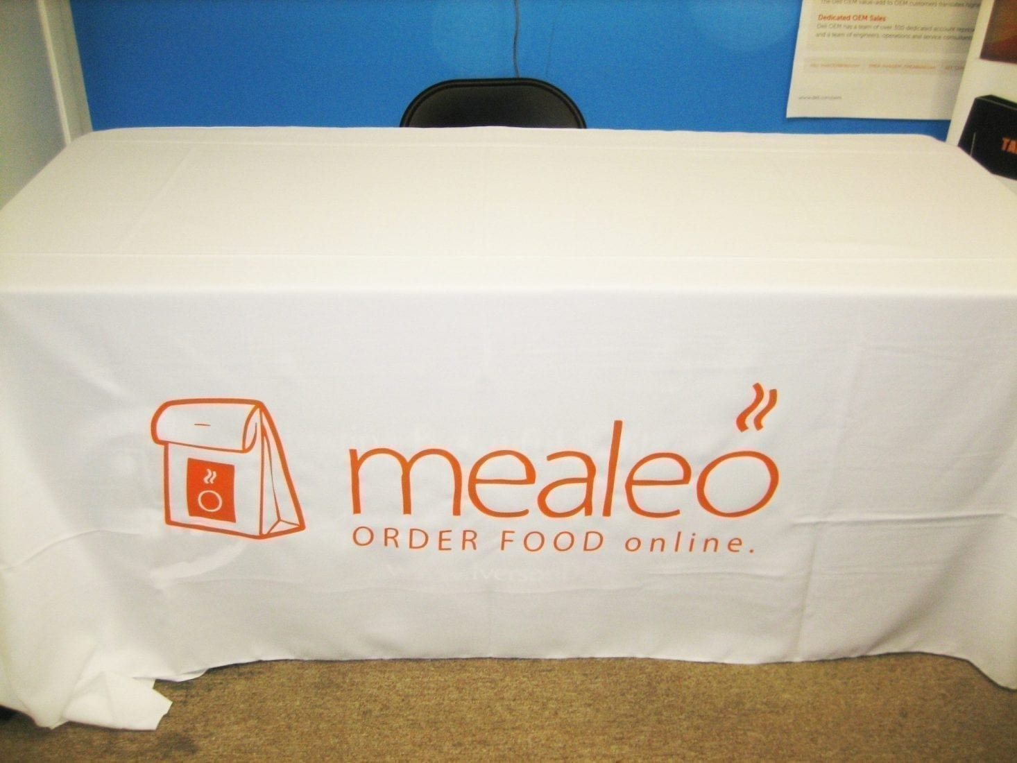 mealeo custom table covers
