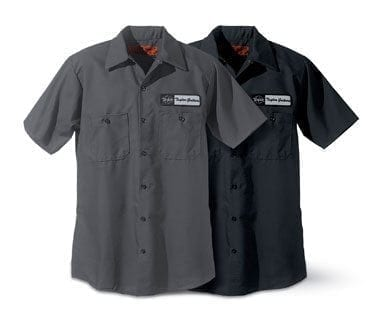 mechanics shirt dt