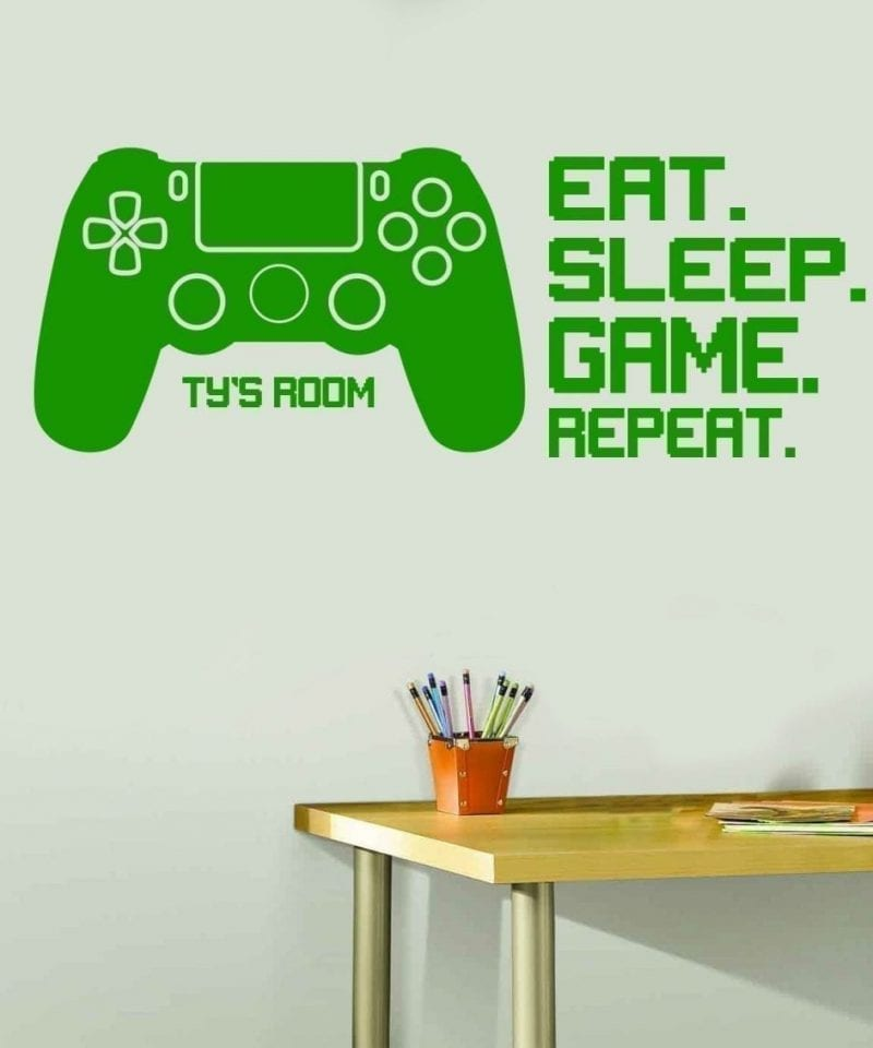 gamer room sleep