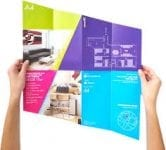 Include flyers, brochures