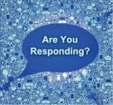 Respond and engage with your blog