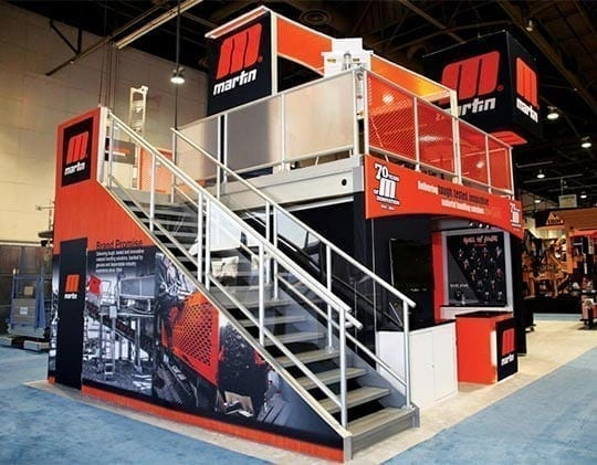 The right tradeshow booth size for your business and budget