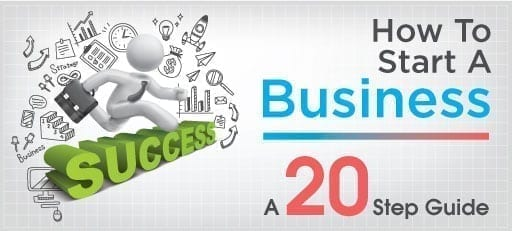 How To Start A Business: A 20-Step Guide for 2018