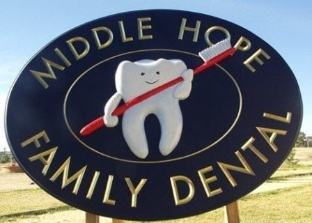 Custom Dentist Signs Miami