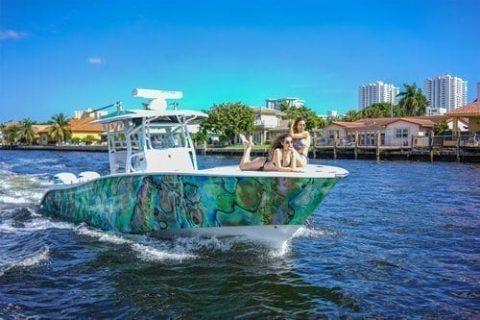 Signs for Miami Boat Companies