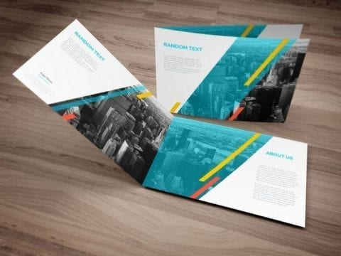 custom brochures printing services