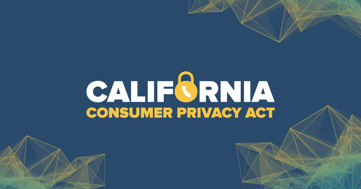 California Consumer Privacy Act of 2018