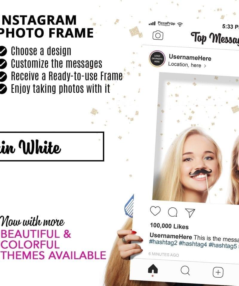 Instagram Frame Prop