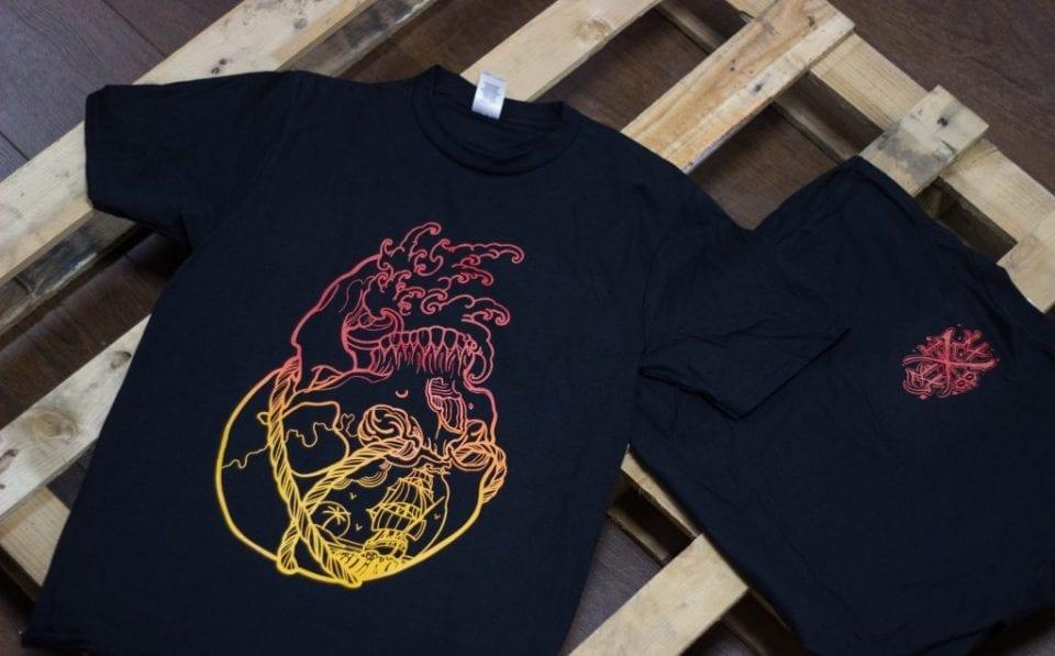 screen printed t-shirts miami