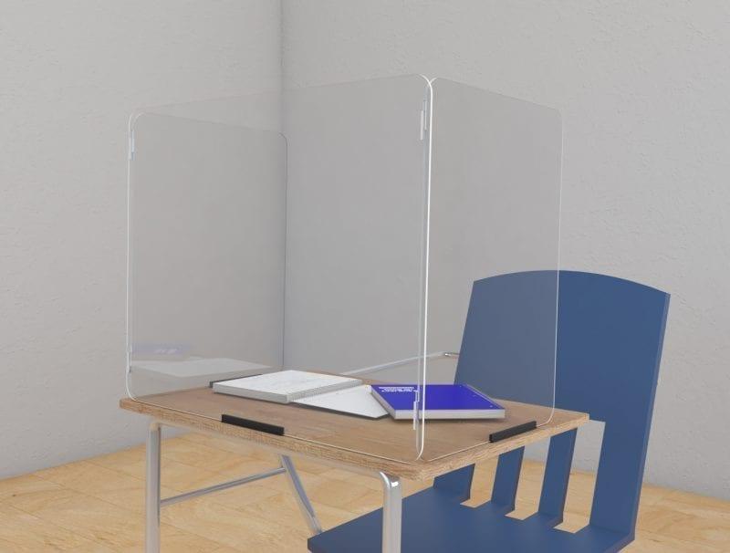 sneeze guards for desks