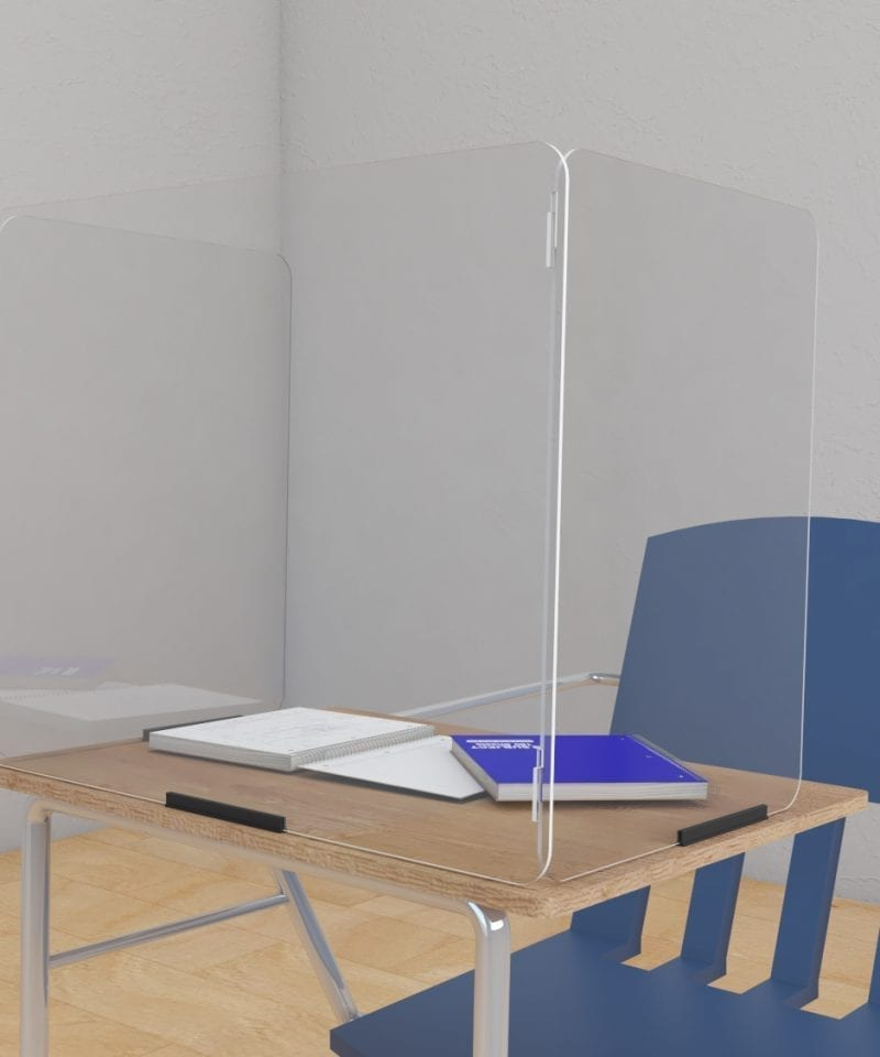 sneeze guards for desks